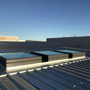Flat Roof Velux Skylights
