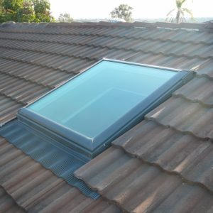 Pitched Roof Velux Skylights